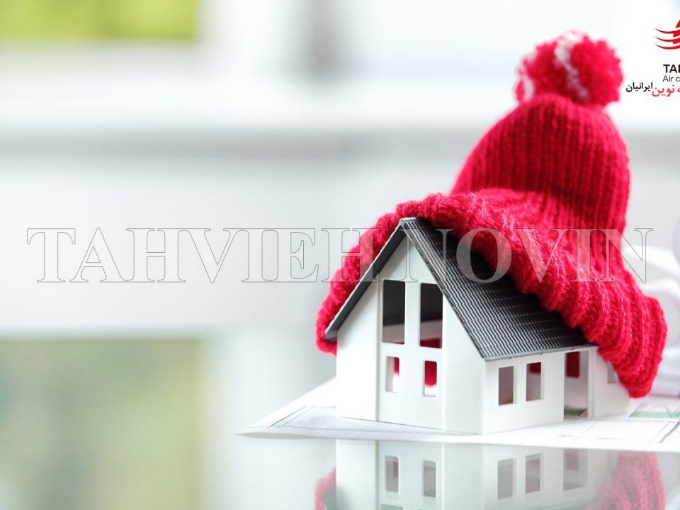 چگونه وسایل گرمایشی را ایمنی کنیم؟