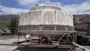 برج خنک کننده خشک و مرطوب